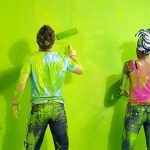 Pintar paredes de colores