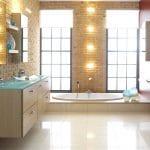 Aprenda la forma de modernizar su baño