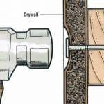 Instalando el Drywall