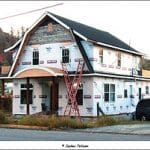renovación de la casa