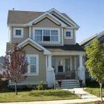 La venta y compra de una nueva casa