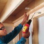 Encuadrando paredes de Drywall