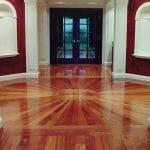 Selección de madera para su piso