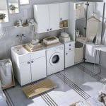Servicio de lavandería (o área de servicio)