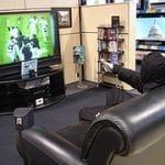 Electrodomésticos: proporciónese una amplia gama de entretenimiento!