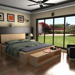 Diseño para el dormitorio