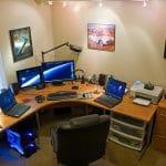 Muebles de oficina para el hogar consejos pr cticos - Muebles oficina en casa ...
