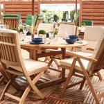 Muebles para el patio