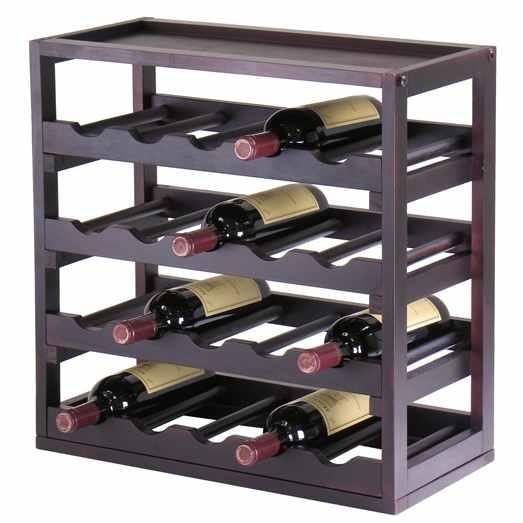 Bastidores de vino para la casa ideas para decorar for Muebles de cocina vibbo