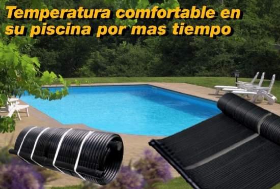 C mo tener una piscina de calentador solar ideas para for Calentador piscina casero