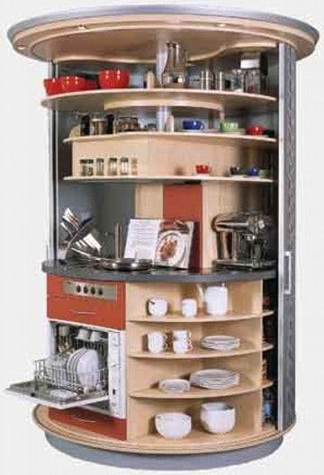 4 consejos para ayudar a organizar una peque a cocina Como organizar una cocina pequena fotos