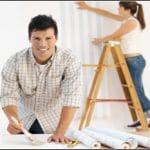 Pintar interiores: Gajes del oficio