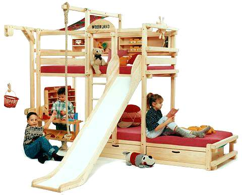 5 consejos para selecci n de muebles para los ni os ideas para decorar - Muebles para ninos ...