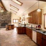 Implemente los pisos de su cocina