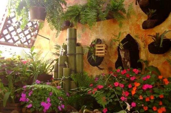 C mo convertir su jard n en grande ideas para decorar - Como disenar un jardin grande ...