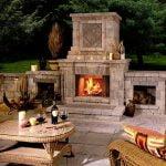 ¿Cómo instalar una chimenea al aire libre y con seguridad?