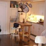 Soluciones de almacenamiento para pequeñas cocinas