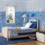 Decore con ambiente marino la habitación de su niño