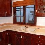 Use encimeras para mejorar el aspecto de su cocina