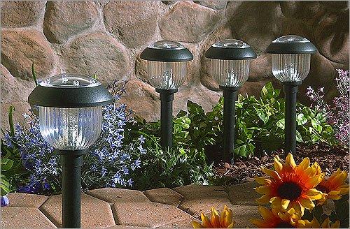 Uso de iluminaci n exterior para el paisaje de su hogar - Iluminacion por led hogar ...