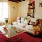 Consejos para ahorrar espacio en pequeñas áreas de estar
