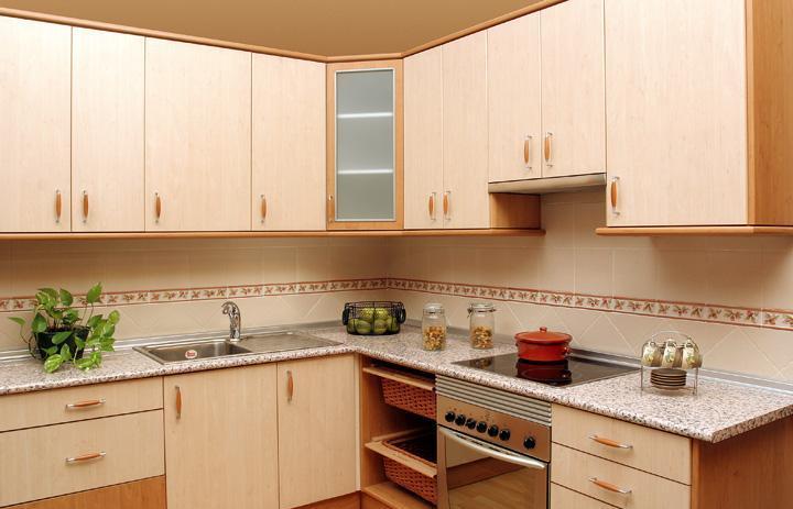 Cocinas gane espacio y comodidad parte ii ideas for Modelos cocinas integrales pequenas