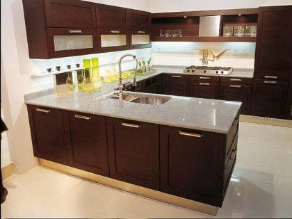 Implementación de su cocina: ¿que material usar?   ideas para decorar