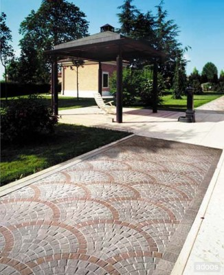 Pisos r sticos dale a tu casa un entorno especial ideas for Pisos para patios de casas