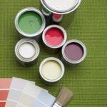 Trucos con los colores de la pintura