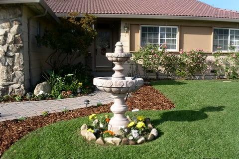 Instalale una fuente de agua para su hogar sepa qu pasos - Fuente decoracion interior ...