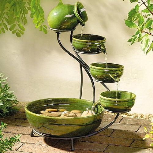 Instalale una fuente de agua para su hogar sepa qu pasos - Fuentes de agua interior ...