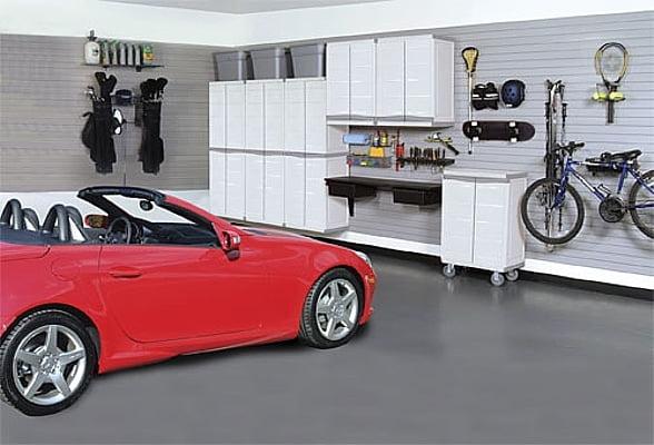 Armarios para garaje almacene con estilo ideas para decorar - Armario para garaje ...