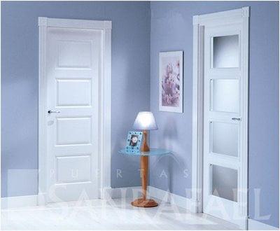 Puertas de interior ideas para decorar - Puertas casa interior ...