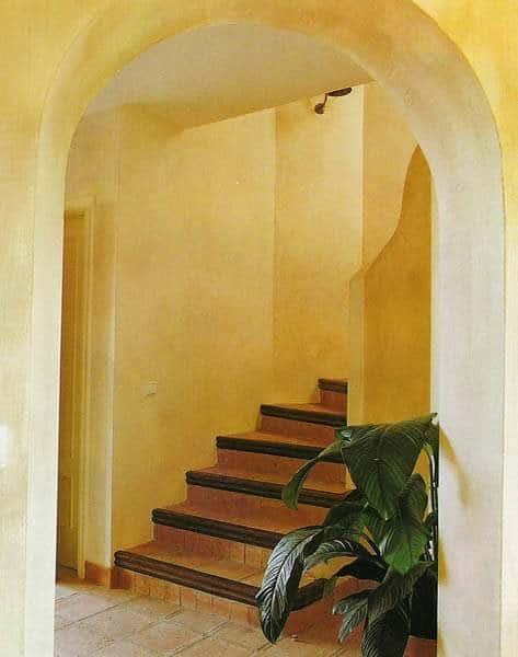 Pintura en interiores imagui for Pinturas paredes interiores