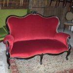 Haciendo uso de muebles usados y antigüedades