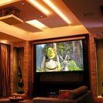 Cine en casa: haga que participe toda su familia