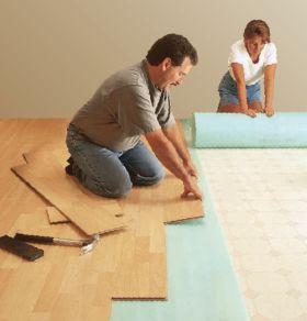 Por qu la gente recurre al piso laminado ideas para for Suelos laminados adhesivos