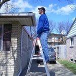 Limpiar el exterior de su casa en primavera
