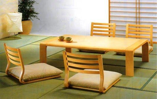 Decoraci n de estilo tradicional japon s ideas para decorar for Mesa japonesa tradicional