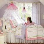 Decore la habitacion de su niño con temas de hadas