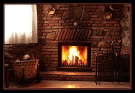 La importancia de tener una chimenea ideas para decorar - Como se hace una chimenea ...