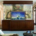 La manera correcta de elegir el tamaño de su televisor en la sala