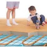 Calefacción por piso radiante – Ahorre costes