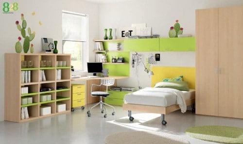 Muebles de dormitorio infantil d nde comprarlos ideas para decorar - Muebles de dormitorio ...