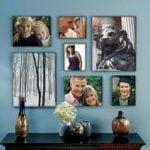 Decore con fotos su hogar