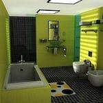 Refresque la apariencia de su interior: baño, cocina y oficina de casa