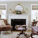 Decoración de interiores en estilo vintage