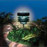 Uso de energía solar para el exterior de la casa