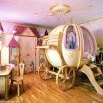 Convierta la habitación de sus niños en un cuento de hadas