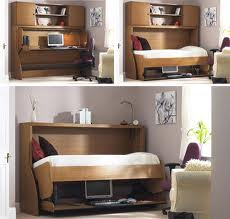 Muebles funcionales adensen furniture ideas para decorar - Fold out beds for small spaces ideas ...